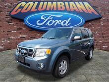 2012_Ford_Escape_XLT_ Columbiana OH