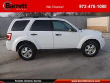 2012_Ford_Escape_XLT_ Garland TX
