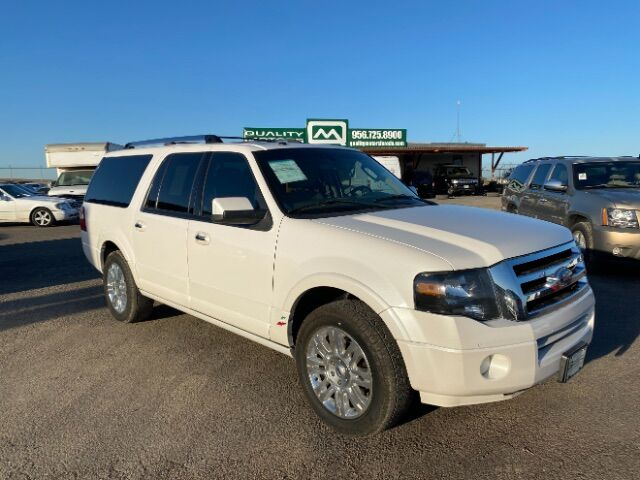 2012 Ford Expedition EL Limited 2WD Laredo TX