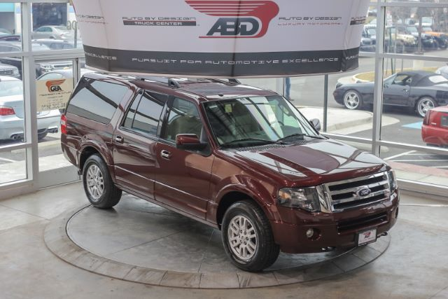 2012 Ford Expedition EL Limited 4WD Chantilly VA