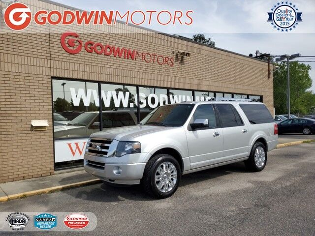 2012 Ford Expedition EL Limited Columbia SC
