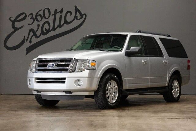 2012_Ford_Expedition EL_XLT_ Austin TX