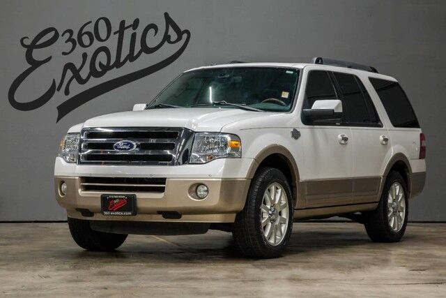 2012 Ford Expedition King Ranch Austin TX