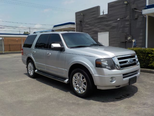 2012 Ford Expedition Limited 4WD Houston TX