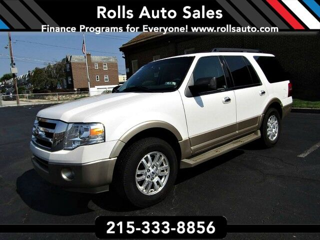 2012 ford expedition xlt philadelphia pa 20132164. Black Bedroom Furniture Sets. Home Design Ideas
