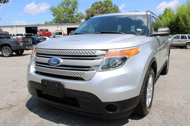 2012 Ford Explorer Base Richmond VA