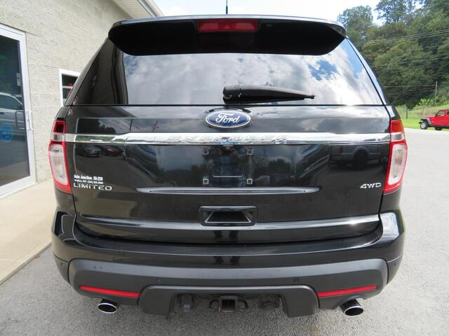 2012 Ford Explorer Limited 4X4 4 Door SUV w/ 3'rd Row & NAVI Grafton WV