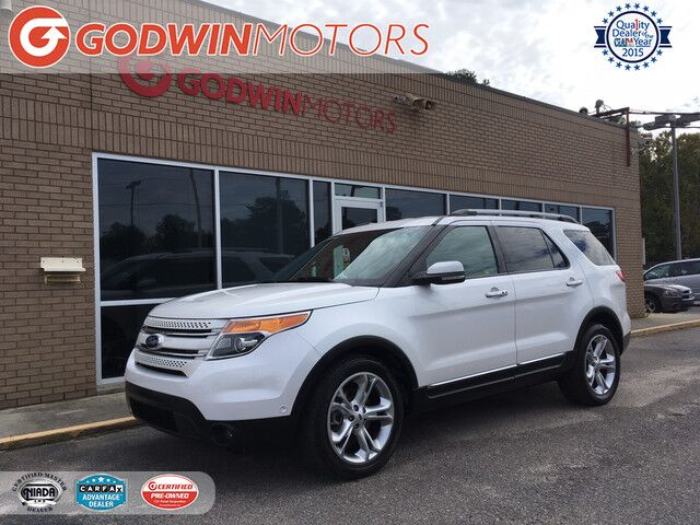 2012 Ford Explorer Limited Columbia SC