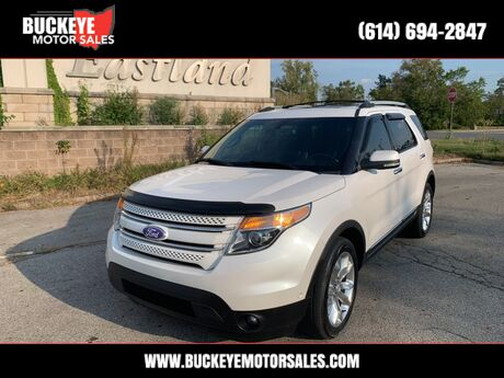 2012 Ford Explorer Limited Columbus OH