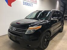 2012_Ford_Explorer_Limited Tech Pkg Adaptive Cruise Gps Navi Sync Sunroof Leather_ Mansfield TX