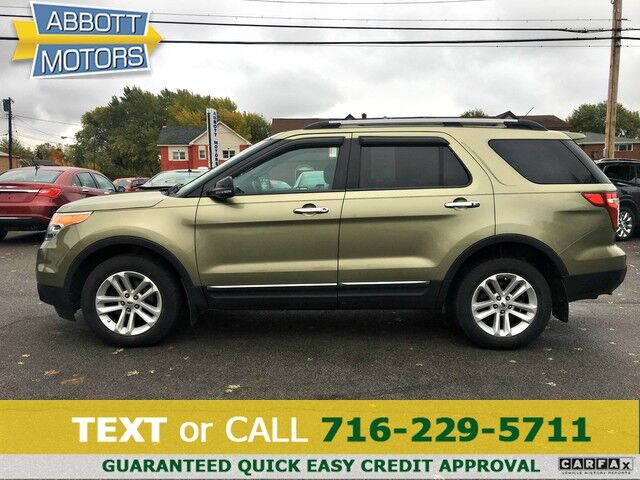 2012 Ford Explorer XLT 4WD w/3rd Row Seat Buffalo NY