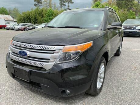 2012 Ford Explorer XLT Richmond VA