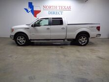 Ford F-150 3.5 EcoBoost Lariat 4WD Sunroof GPS Navi Backup Camera Heat Cool Seats 2012