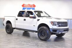 2012_Ford_F-150_4WD! SVT Raptor 'LIFTED!' METHOD RACING WHEELS/AGGRESSIVE TIRES! LEATHER! SUNROOF! NAVI! LIKE NEW!_ Norman OK