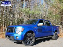 2012_Ford_F-150_4WD SuperCrew 145 FX4_ Pembroke MA