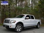 2012 Ford F-150 4WD SuperCrew 157 FX4