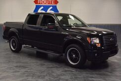 2012_Ford_F-150_FX2 - SUPER CREW - ONE OWNER - LOW MILES - NAVIGATION - LEATHER LOADED - SUNROOF - CUSTOM WHEELS 5.0 V-8_ Norman OK