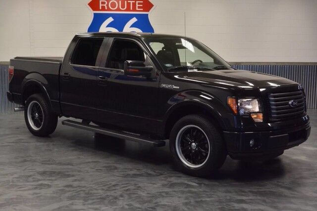2012 Ford F150 FX2  SUPER CREW  ONE OWNER  LOW MILES