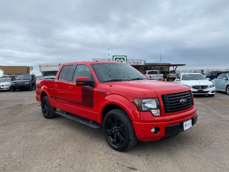 2012 Ford F-150 FX2 SuperCrew 5.5-ft. Bed 2WD Laredo TX