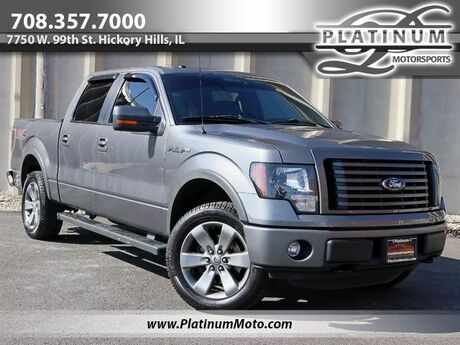 2012 Ford F-150 FX4 2 Owner Nav Leather Roof Remote Start New Tires Loaded Hickory Hills IL