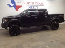 2012_Ford_F-150_FX4 4x4 Off Road Lifted Crew Park Assist Bluetooth V8_ Mansfield TX