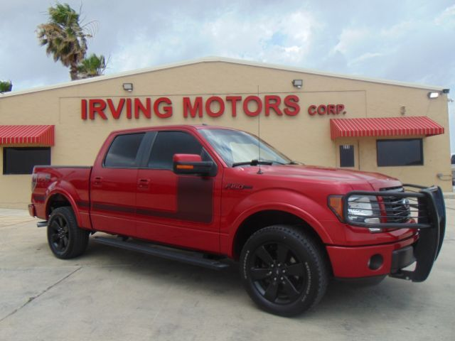 2012_Ford_F-150_FX4 SuperCrew 5.5-ft. Bed 4WD_ San Antonio TX