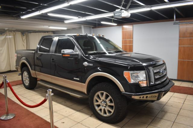2012 Ford F-150 King-Ranch SuperCrew 5.5-ft. Bed 4WD Charlotte NC