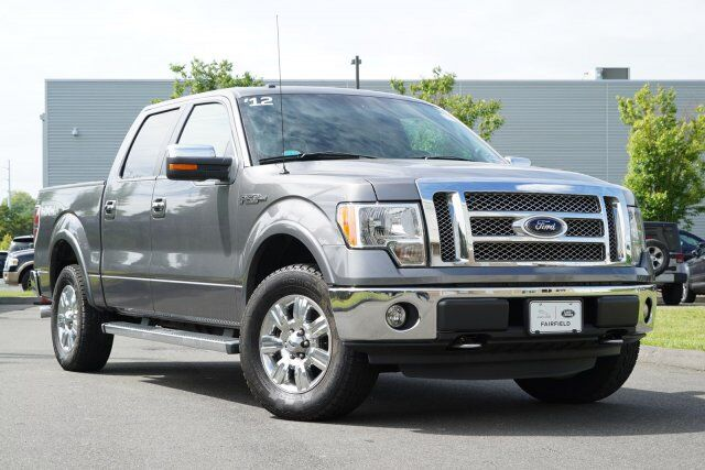 2012 Ford F-150 LARIAT. Fairfield CT