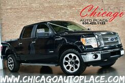 2012_Ford_F-150_Lariat - 3.5L V6 ECOBOOST 4WD ENGINE NAVIGATION BACKUP CAMERA TAN LEATHER HEATED/COOLED SEATS WOOD GRAIN INTERIOR TRIM SONY AUDIO MICROSOFT SYNC BLUETOOTH_ Bensenville IL