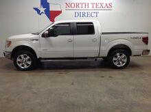 2012_Ford_F-150_Lariat 4x4 Ecoboost Sunroof GPS Navi Camera TouchScreen_ Mansfield TX