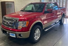 2012_Ford_F-150_Lariat_ Little Rock AR