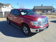 2012_Ford_F-150_Lariat SuperCrew 5.5-ft. Bed 4WD_ Colby KS