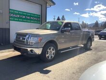 2012_Ford_F-150_Lariat SuperCrew 5.5-ft. Bed 4WD_ Spokane Valley WA