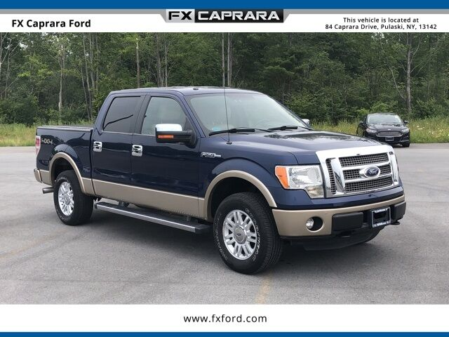 2012 Ford F-150 Lariat Watertown NY