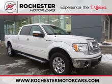 2012_Ford_F-150_Lariat w/ Heated Seats + Trailer Tow Package_ Rochester MN