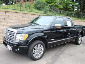 Ford F-150 Platinum 2012