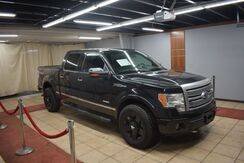 2012_Ford_F-150_Platinum SuperCrew 5.5-ft. Bed 4WD_ Charlotte NC