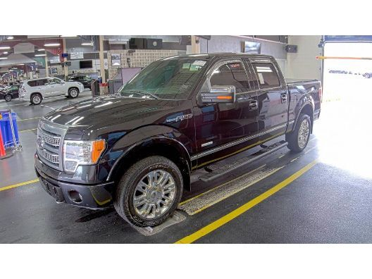2012 Ford F-150 Platinum SuperCrew 5.5-ft. Bed 4WD Charlotte NC