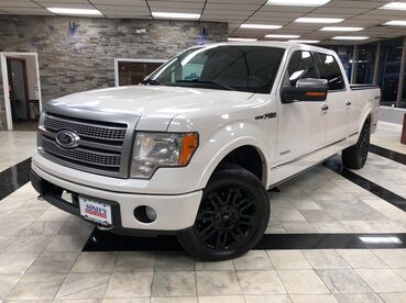 2012_Ford_F-150_Platinum_ Worcester MA