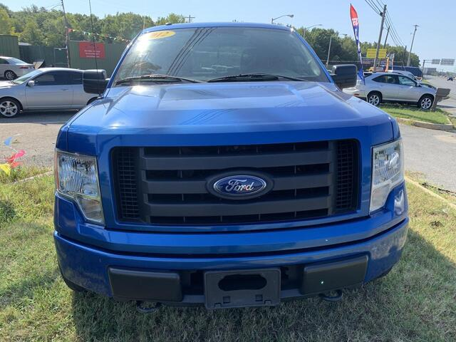 2012 Ford F-150 STX SuperCab 6.5-ft. Bed 4WD Brandywine MD
