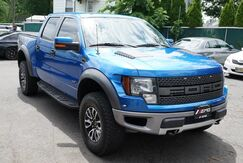 2012_Ford_F-150_SVT Raptor 4WD Sunroof Backup Camera Tow Hitch Bed liner Backup Camera Heated Front Seats Heated Mirrors Sony Stereo Cool Front Seats Leather Seats Automatic Climate_ Avenel NJ