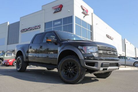 2012_Ford_F-150_SVT Raptor SuperCrew 5.5-ft. Bed 4WD_ Chantilly VA