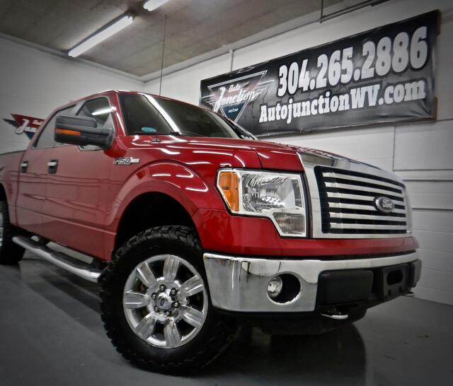 2012 Ford F-150 Supercrew SuperCrew XLT 4WD Grafton WV