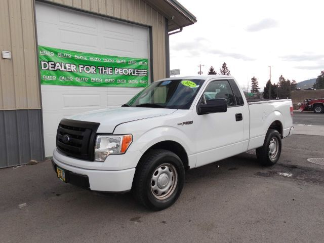 2012 Ford F-150 XL 8-ft. Bed 2WD Spokane Valley WA
