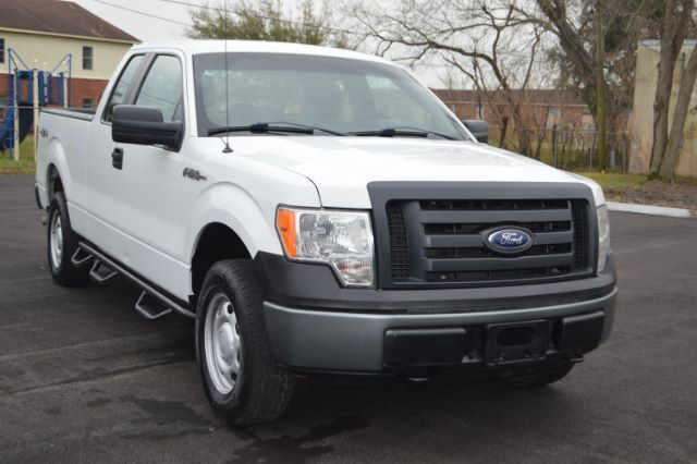 2012 Ford F-150 XL SuperCab 6.5-ft. Bed 4WD Houston TX