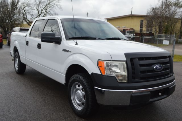 2012 Ford F-150 XL SuperCrew 5.5-ft. Bed 2WD Houston TX