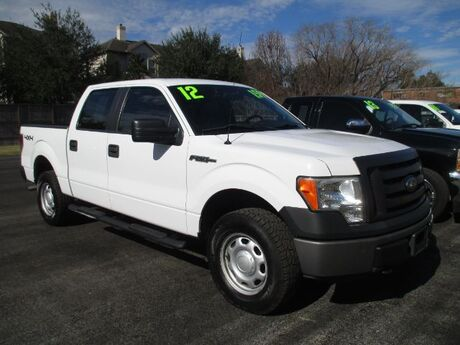 2012 Ford F-150 XL SuperCrew 5.5-ft. Bed 4WD Houston TX