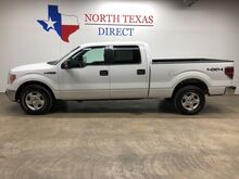 2012_Ford_F-150_XLT 4x4 SuperCrew V8 Bluetooth Microsoft Sync Apps_ Mansfield TX