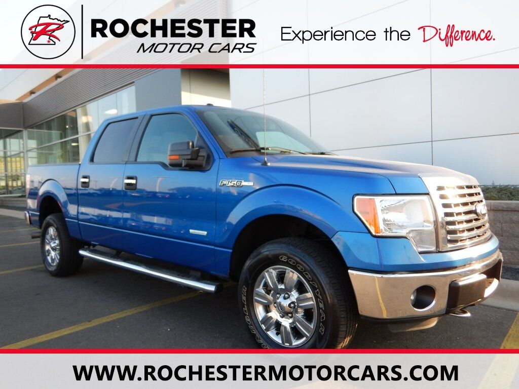 2012 ford f 150 xlt chrome package n rochester mn 14803782. Black Bedroom Furniture Sets. Home Design Ideas