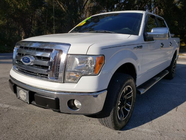2012 Ford F-150 XLT SuperCrew 5.5-ft. Bed 4WD Jacksonville FL